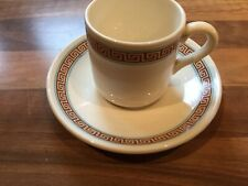British & Commonwealth Line: cup and saucer Maritime Nautical Marine Boat