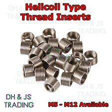 1//4 UNC Helicoil Replacement inserts Pkt of 25