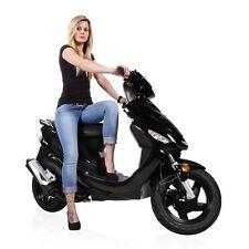 Motorroller Motoworx Forza 50 ccm 45 km/h schwarz