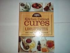 B01FEKXY9Y Kitchen Cabinet Cures, 1,001 Homemade Remedies for Your Health by n/