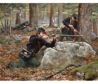"""Berdan's Sharpshooters"" Don Troiani Civil War Print"