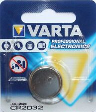 Button Battery CR2032 Lithium 3V 220 MAH Brand Varta