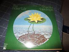 PRISCILLA HERDMAN  / Water Lily / 1976 PHILO LP  RECORD