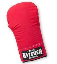 Balvi BOXING CHAMP OVEN MITT Red Boxing Glove SINGLE