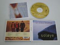 KARI, OLA & LARS BREMNES/SOLOYE(FXCD 232) CD ALBUM DIGIPAK