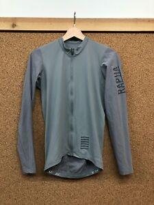 RAPHA - Pro Team - Men's Aero Long Sleeve Jersey - RARE - GRAY - Medium