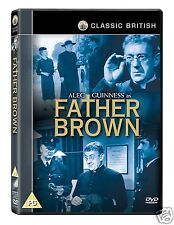 Father Brown [1954] (Dvd Fs)~Alec Guinness, Peter Finch~New & Sealed