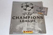 Panini CHAMPIONS LEAGUE 1999/2000 99/00 - COMPLETE STICKER SET + ALBUM SEALED!
