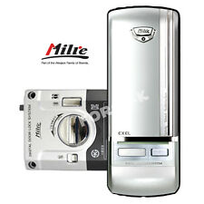 Milre MI-310K Digital Door Lock Security Keyless Entry 1Way Passcode - Silver
