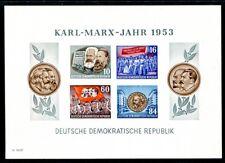 DDR 1953 BLOCK9BYII ** POSTFRISCH 160€(K7079