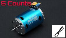 5 Pieces of HobbyWing XERUN 13.5T 3650-2700KV Sensored Brushless Motor 1/10 Car