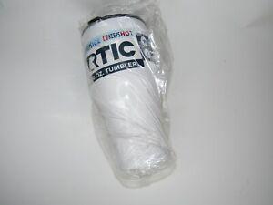 RTIC 30oz Tumbler Stainless/ White