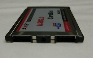 USB 2.0 PCMCIA (PC Card) 2-port SLIM-VERSION   #d824
