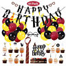 49Pcs Harry Potter Full Theme Balloons Suit Kid Children's Birthday Party Decor