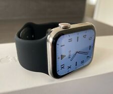 Apple Watch Series 4 44 mm Stainless Steel Case (GPS + Cellular)