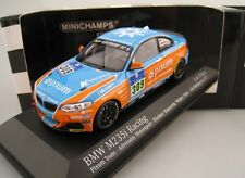 BMW m235i Racing Pixum Team Nurburgring 2015 Minichamps limitée 1:43 neuf dans sa boîte NEUF