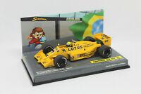 MINICHAMPS 1/43 - Lotus Renault 99T 1983 Senninha Ayrton Senna 540431502