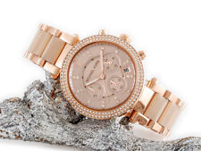 ✅Michael Kors MK5896 Parker Chronograph Damenuhr ✅