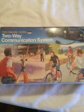 Vintage Realistic 2 way Communication System