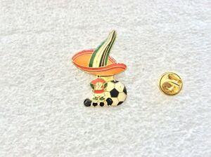 World Cup Mexico 1986 Mascot Badge 1