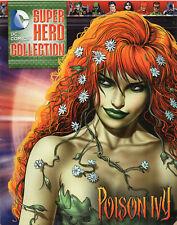 Eaglemoss Dc Super Hero Collection Poison Ivy No Figure 2015