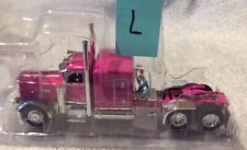 First-Gear DCP Peterbilt 385 W/Sleeper Semi In 1/64 Scale New
