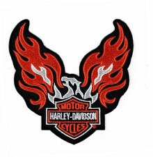 HARLEY DAVIDSON PHOENIX EAGLE B&S PATCH - DISCONTINUED PATCH
