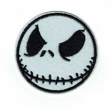 "3"" JACK SKELLINGTON Patch Nightmare Before Christmas skeleton patches"
