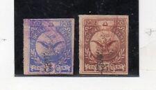 Mexico Valores Fiscales del año 1902-3 (CV-665)