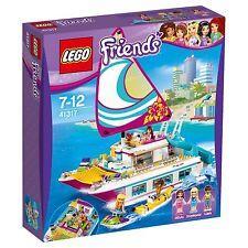 LEGO ® Friends 41317 Soleil-Catamaran Nouveau neuf dans sa boîte _ Sunshine Catamaran new Boîte d'origine jamais ouverte