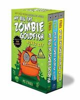 My Big Fat Zombie Goldfish Boxed Set by Mo O'Hara NEW Factory Sealed Lot of 3