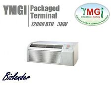 YMGI 12000BTU PTAC PACKAGED TERMINAL AIR CONDITIONER 265-277V 3KW HEATER