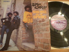 Diana Ross And The Supremes ‎–  /Motown ‎– LOVE CHILD  US 670
