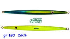 ZERO DROPPER ZD04  VERDE BLUE RIVER2 SEA 180 gr - VERTICAL JIG