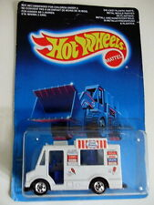 Hot Wheels 1987 * Good Humor Camion * ICE CREAM TRUCK Unpunched long-Card!