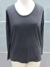 Madewell (J. Crew) Long Sleeve Scoop Neck Hi-Lo Hem Tee Shirt Size XS