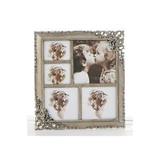 Rustic Metal Multi Frame 5 Picture Photo Frame Photograph Family Vintage Style
