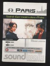 NEUF DVD + CD PARIS SAINT GERMAIN DES PRES WITH V. LEDOYEN guides audio vidéo