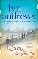 A Secret in the Family, Lyn Andrews | Paperback Book | Good | 9780755357505