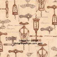 VINTAGE VINEYARD COLLECTION  Cotton Print by ROBERT KAUFMAN  BTY
