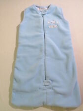 Snugtime Light Blue Bow Tied Sheep Sleep Sack Bag, 0-6 mos.