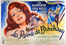 REINE DE BROADWAY (la)