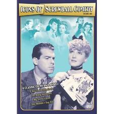 Icons of Screwball Comedy, Volume 1 (If You Could Only Cook / Too Many Husbands