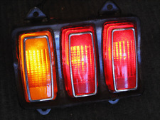 Mustang Amber Tail Light LED + Click Flasher Kit 1969 69 Mach 1 351 Boss 302 GT