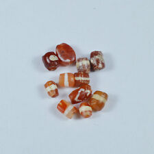 ANCIENT PYU ETCHED CARNELIAN  BEADS 001.18