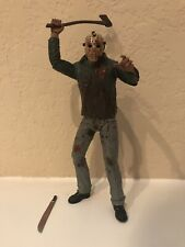 NECA Friday The 13th Part 3 Jason Action Figure *EXTRA BLOODY*