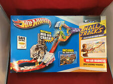 2011 Hot Wheels Wall Mounted Motorized  MID AIR MADNESS - Factory Sealed
