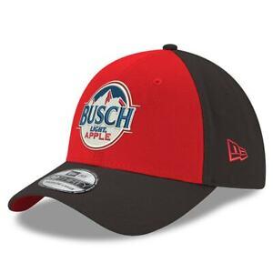 Kevin Harvick New Era Busch Light Apple 39THIRTY Flex Hat - Red