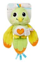 Little Tikes Baby - Music Playing Lullaby Lovebird, Green, Record Voice Message