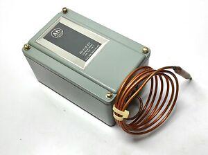 Allen Bradley 837A5A Contrôle de Température Interrupteur Bulletin 837 Nema Type